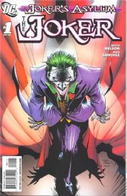 Jokers Asylum The Joker #1 (2008) DC comic book